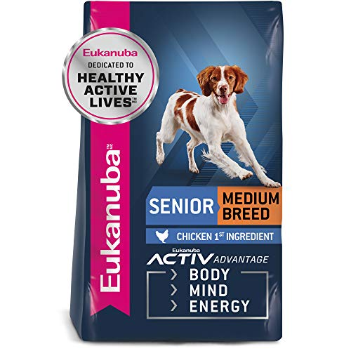 Eukanuba Senior Maintenance Dog Food, 30 lb (Adult Maintenance Dog Food)