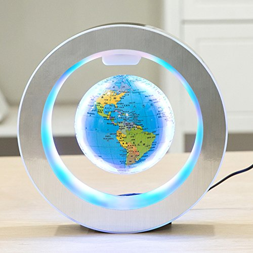YANGHX Levitation Floating Globe...
