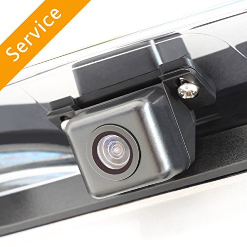 Vehicle Backup System Install - Sensor and Camera - In-Store by Amazon Home Services