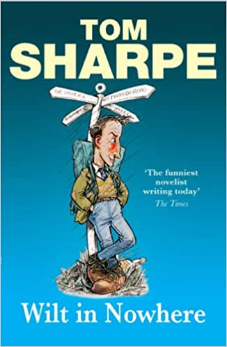 Wilt by Sharpe Tom Hardback Book The Cheap Fast Free Post