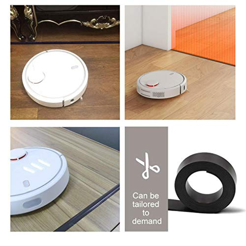 ️ Yu2d ❤️❤️ ️Wall Magnetic Strip is Suitable for Millet MI Robot Vacuum Cleaner -