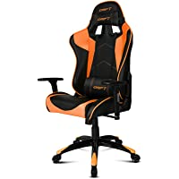 Drift DR300 - DR300BO - Silla Gaming, Color Negro/Naranja