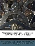 Annales des Sciences Naturelles Volume Ser. 6, T. 9, Milne-Edwards Alph 1835-1900, 1247399370