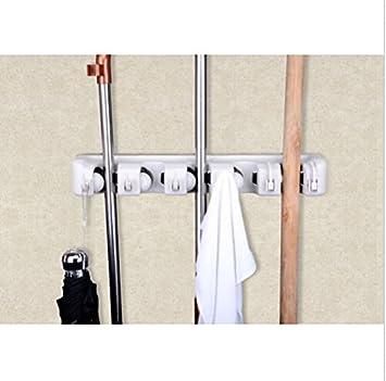 Besen Aufhängen lagerung veranstalter vadrouille besen wand montiert zum aufhängen