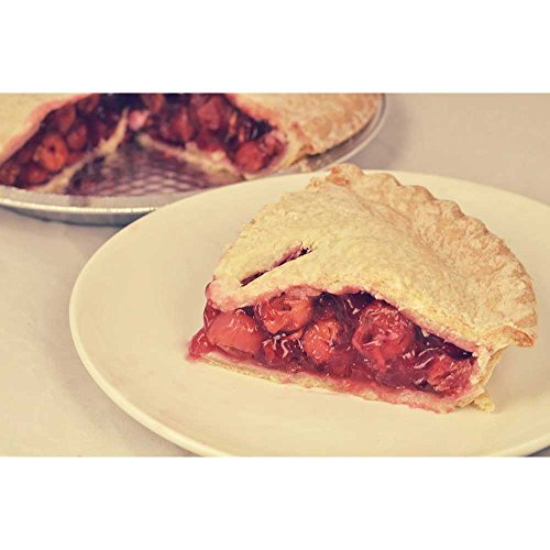 Foxtail Foods Gourmet Sweetened Cherry Pie, 49 Ounce -- 4 per case.