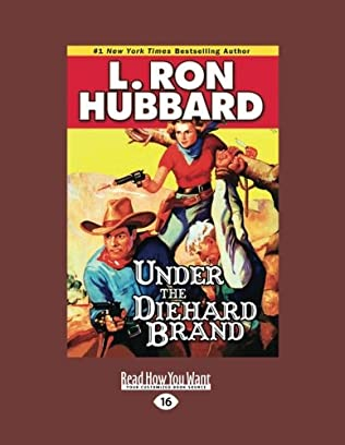 book cover of Under the Diehard Brand