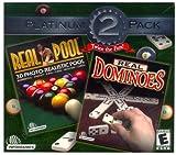 Real Pool & Dominoes Twice The Fun (Jewel Case) - PC