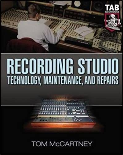 Magnificent Recording Studio Technology Maintenance And Repairs Everything Largest Home Design Picture Inspirations Pitcheantrous