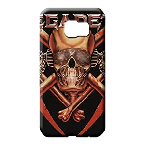 samsung galaxy s6 Abstact PC Forever Collectibles mobile phone carrying shells megadeth kimb