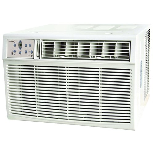 Koldfront 220V 25,000 BTU Heat/Cool Window Air Conditioner - White