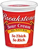 Kraft Breakstones All Natural Sour Cream, 16 Ounce -- 12 per case