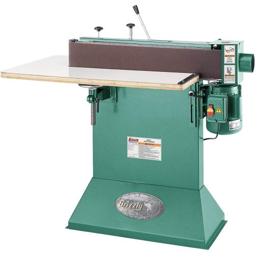 Grizzly G0512 Edge Sander with Wrap-Around Table by Grizzly
