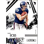 f458943a22ca6 Kevin Boss New York Giants Autographed White Jersey -APE COA at ...