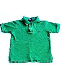 Ralph Lauren Infant Baby Boys Classic Mesh Pony Logo Polo Shirt