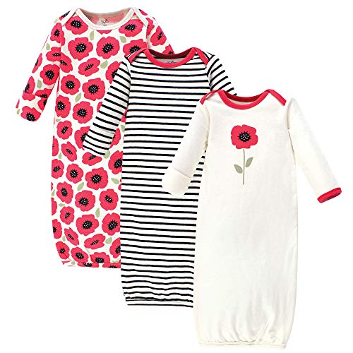 Touched by Nature Organic Cotton Gown, Poppy ()