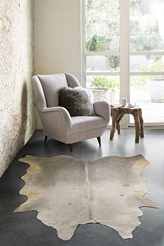 Overland Exotic Argentine Cowhide Rug by Overland Sheepskin Co