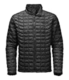 The North Face Thermoball Full Zip Jacket - Men's (Large, TNF Black Morpheus Print)