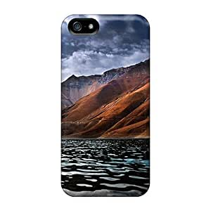 Awesome VVdEVEu1734OHNpB Saraumes Defender Tpu Hard Case Cover For Iphone 5/5s- Pureness by icecream design