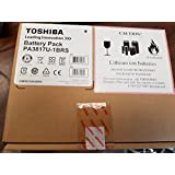 Original Genuine Laptop Notebook Battery for Toshiba Satellite PA3817U-1BRS L650 L650D L655