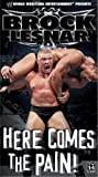 WWE: Brock Lesnar - Here Comes the Pain! [VHS]