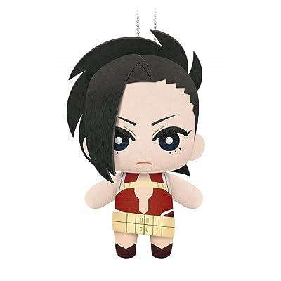 My Hero Academia Mascot Plush Keychain - Momo Yaoyorozu: Toys & Games