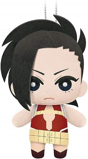 My Hero Academia Mascot Plush Keychain Momo Yaoyorozu