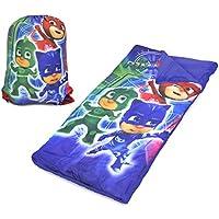 PJ Masks Kids Sleeping Bag with Bonus Sling Bag