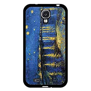 Hybrid Van Gogh Phone Case Cover For Samsung Galaxy s4 i9500 Van Gogh Design