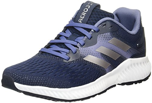 De Purple W Femme S16 F13 Running tech Comptition Navy Adidas Multicolore collegiate Chaussures Aerobounce Met super Silver wUqZxR