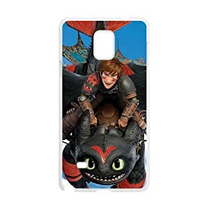 How To Train Your Dragon Plastic Protective Case Slim Fit for SamSung Galaxy Note 4