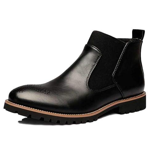 Dr Martens Bottes Adulte Bottes Desert Boots Cuir Classique Hiver Bottes  Hautes Homme Outillages Bottines Bottes baf937692a69
