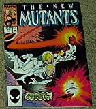 img - for The New Mutants #51 book / textbook / text book