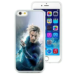Avengers Age Of Ultron Aaron Taylor Johnson Quicksilver (2) Silicone TPU iPhone 6 4.7 Inch Protective Phone Case