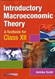 Introductory Macroeconomic Theory - A Textbook for Class XII