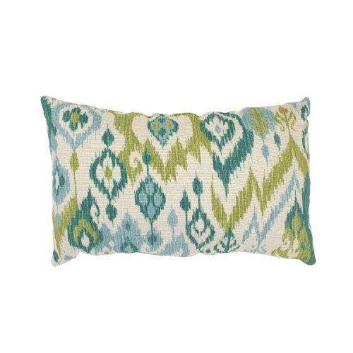 Pillow Perfect Gunnison Rectangular Throw Pillow, Grasshoppe