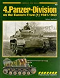 img - for 4th Panzer Division on the Eastern Front: 1941-1943 v. 1 (Armor at War 7000) book / textbook / text book