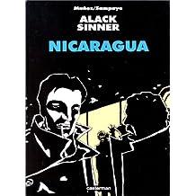 ALACK SINNER T.06 : NICARAGUA (NOIR & BLANC)