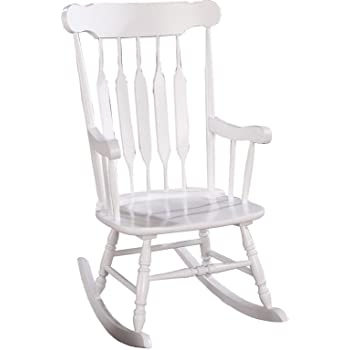 Amazon Com Gift Mark Adult Tall Back Rocking Chair