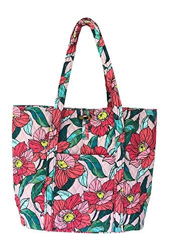 Vera Bradley Vera Tote Bag, Vintage Floral - Floral Quilted Tote