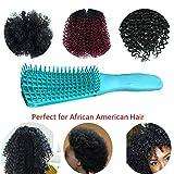 Detangler Brush for Natural Black Hair,Kids Hair