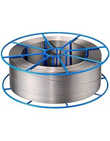 304 Stainless Steel Wire 0.75 6 mm Binding Wire 1.4301 Garden Wire 304 Craft Wire 2.5 Aisi 50 Metres