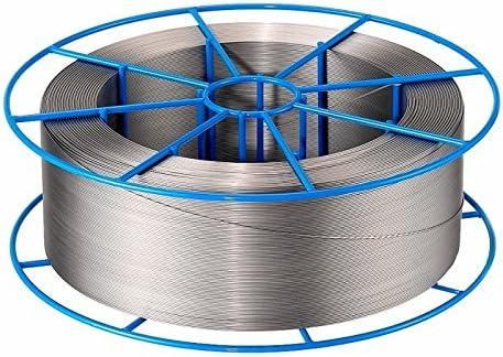Diámetro: 0,8 mm, acero inoxidable 5 kg 308LSi de hilo de s
