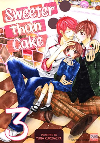 [D0wnl0ad] Sweeter than Cake 3 (Yaoi Manga)<br />DOC