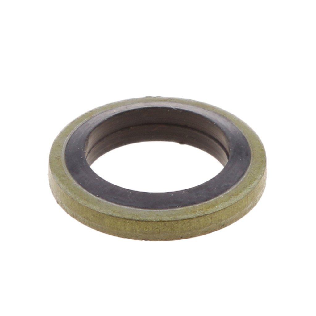 Dolity Anti-lock Sistema ABS Freno Disco Accesorio El/éctrico de Moto de 67 x 30 mm P/úrpura