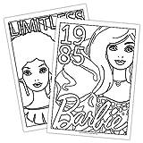 Bendon 44752 Barbie Advanced Coloring & Activity