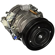 Denso 471-1280 New Compressor with Clutch