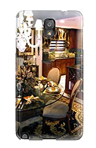 New Arrival Case Specially Design For Galaxy Note 3 (traditional Dining Area With Contemporary Table And Chairs)