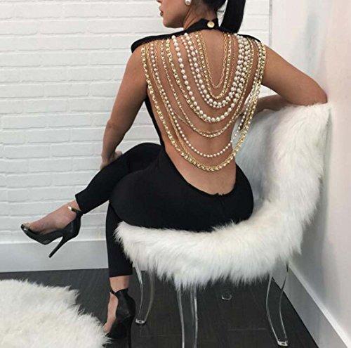Stomacher Mode Les Siamois Couleur Mode Pieds Europe 2018 et Explosions tats XIAOXAIO Noir S Impression Vente Loisirs Unis Taille Chaude Printemps pwXP6O