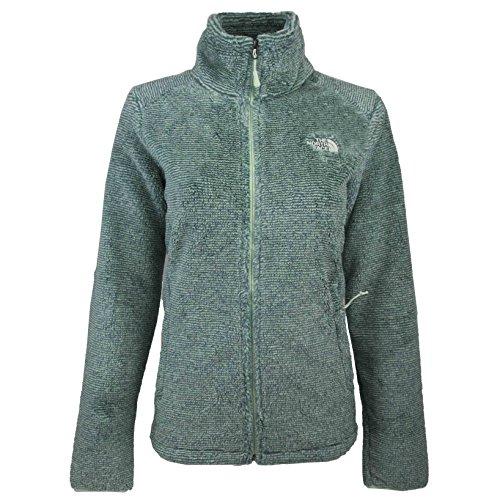 The North 2014 Face Ambrosia Osito Jacket Green 2 Women's Stripe Green New Trellis rrq0d