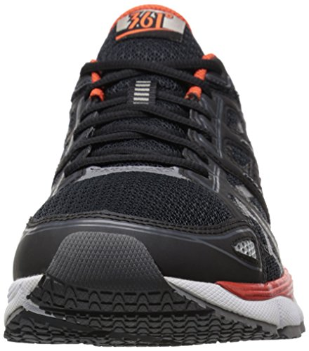 Men Omni Fit 361 Running Black Shoe Poppy M qa5d1Td